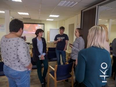Журналисты из регионов России увидели, как работают крупные НКО в Москве 15
