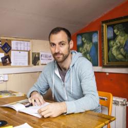 «Это одиночество домашним людям трудно представить»: зачем директор «Ночлежки» Григорий Свердлин уже 14 лет помогает петербургским бездомным 4