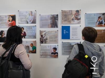 В центре «Благосфера» показали фотовыставку проекта «НКО-профи» 6