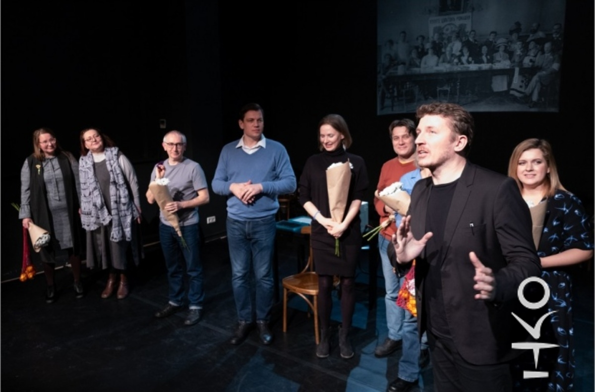 В Театре.doc показали первый в России спектакль в жанре сторителлинга о благотворительности «Люди добрые» 1