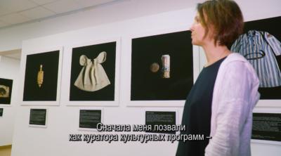 Александра Поливанова: куратор памяти 3