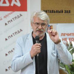 Сергей Курт-Аджиев о золотом веке самарской журналистики, его закате и жизни «иностранного агента» 2