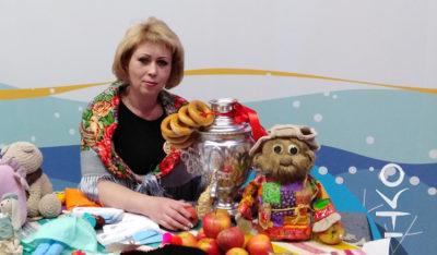 Марина Баклажанская 1