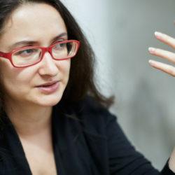 «Я работаю в НКО ради себя, мне классно, когда я решаю социальные проблемы». Анна Тер-Саакова 2