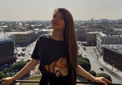 Полина Ничкова 50