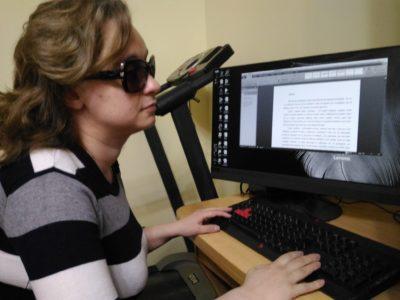 Жительница Георгиевска учит молодежь с инвалидностью быть блогерами и любить себя 8
