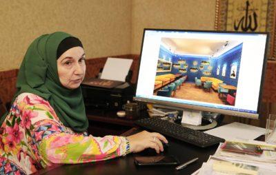 Мусульманка открыла первое социальное кафе в России 3