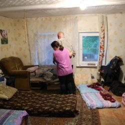 «В детстве меня спасли бездомные»: жительница Челябинска открыла приют для инвалидов, которым негде жить 2